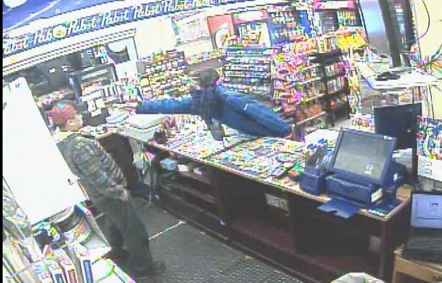 Le Service de police de Sherbrooke recherche une femme qui aurait menacé la... (Photo fournie par le SPS)