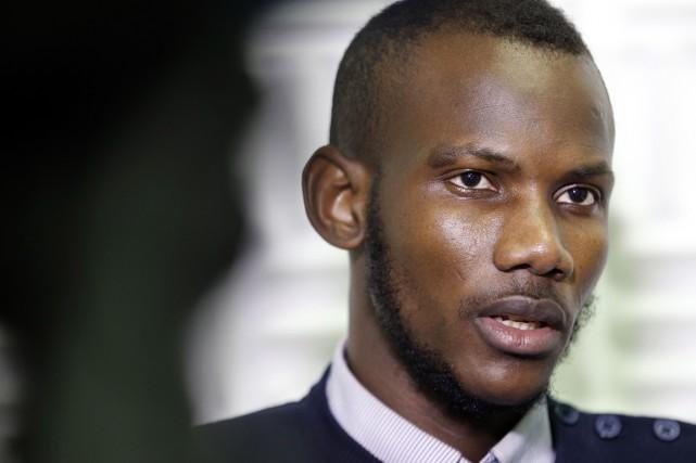 Lassana Bathily, 24 ans, avait déposé en juillet... (PHOTO FRANCOIS GUILLOT, ARCHIVES AFP)