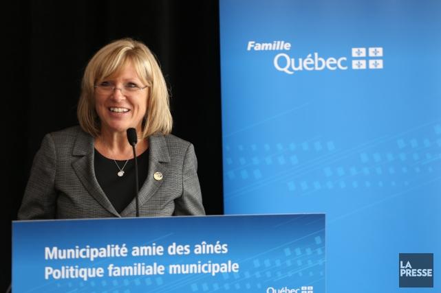 Francine Charbonneau... (Archives La Presse)