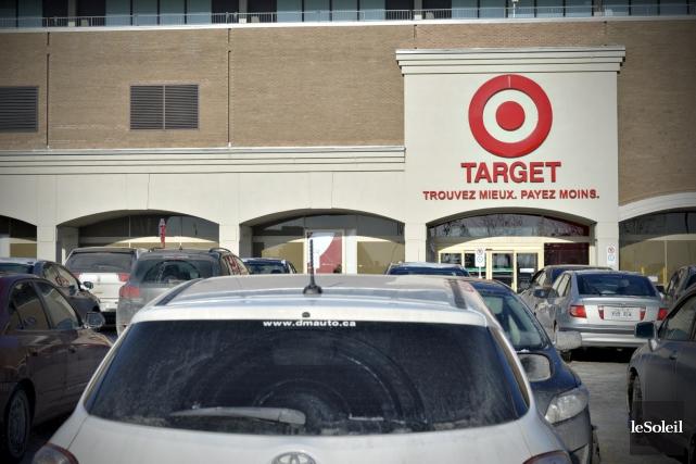 Target Canada compte actuellement 133 magasins dans l'ensemble... (Le Soleil, Pascal Ratthé)