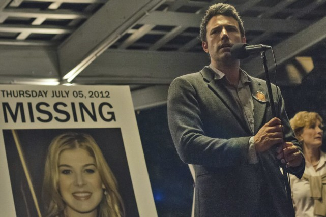 Ben Affleck dans Les apparences, film de David Fincher.... (Photo fournie par Fox Searchlight)