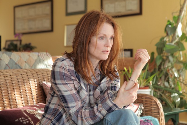 Julianne Moore dans Still Alice.... (Photo Media Films)