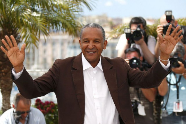 Le réalisateur du film Timbuktu, Abderrahmane Sissako.... (Photo Archives Reuters)