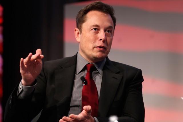 Le milliardaire et fondateur du fabricant des voitures électriques de luxe... (PHOTO REBECCA COOK, ARCHIVES REUTERS)