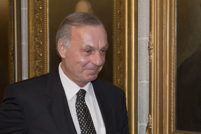 Guy Lafleur... (PHOTO LA PRESSE CANADIENNE)