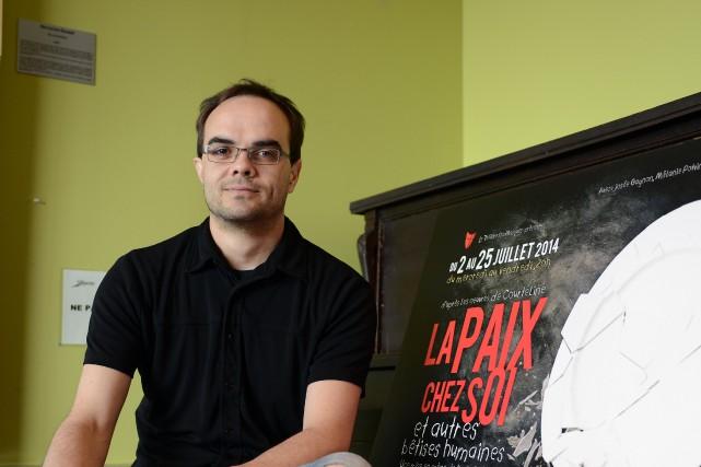 Dario Larouche...