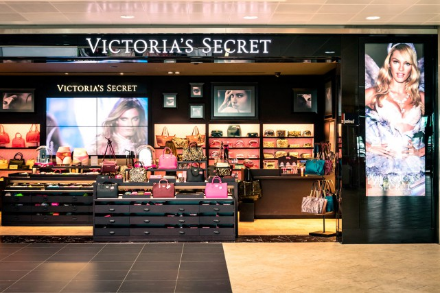 En plus de ses légendaires sous-vêtements féminins, Victoria's... (Photo Shutterstock)