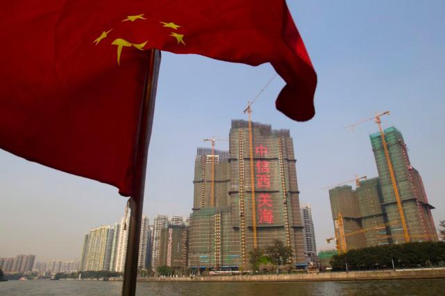 Les investissements chinois à l'étranger ont bondi de 14,1% en 2014, dépassant... (Photo Alex Lee, archives Reuters)