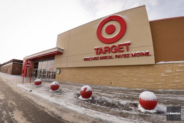 La fermeture de Target inquiète des commerçants du... (Photo: François Gervais, Le Nouvelliste)