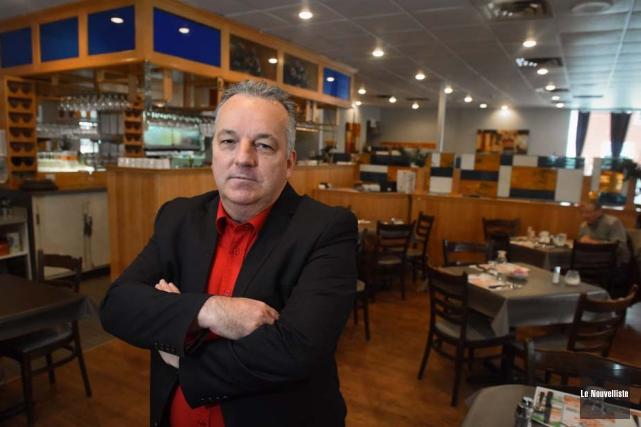 Le restaurateur shawiniganais Claude Villemure déplore le transfert... (Photo: François Gervais, Le Nouvelliste)