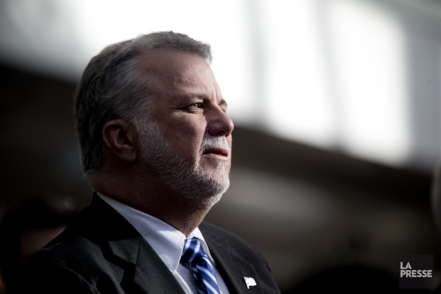 Philippe Couillard... (PHOTO DAVID BOILY, ARCHIVES LA PRESSE)