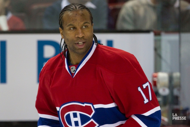 Georges Laraque... (Photo André Pichette, archives La Presse)