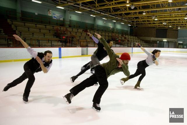 Le collectif montréalais Le Patin libre a séduit... (PHOTO FRANÇOIS ROY, LA PRESSE)