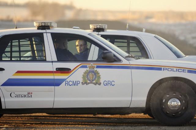 Les membres de la Gendarmerie royale du Canada (GRC) ont remporté vendredi une... (Photo archives Reuters)
