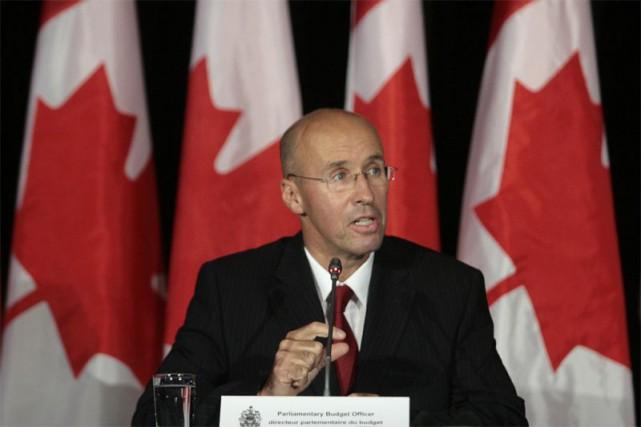 L'ancien directeur parlementaire du budget, Kevin Page.... (Photo archives Reuters)