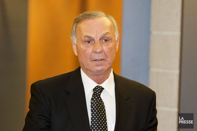 Guy Lafleur a été contre-interrogé lundi pour une... (PHOTO ALAIN ROBERGE, ARCHIVES LA PRESSE)