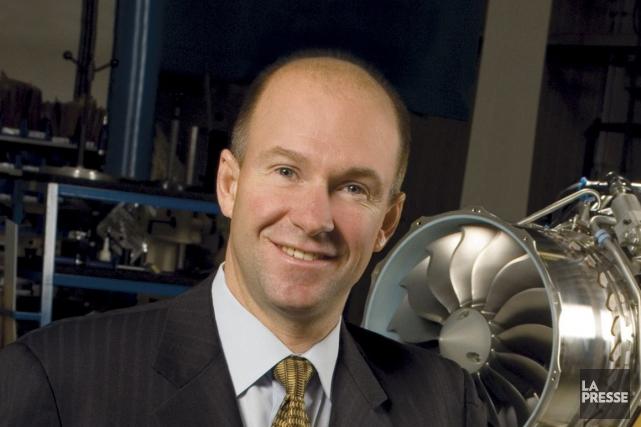 Alain Bellemare a fait carrière chez Pratt&Whitney Canada... (PHOTO ARCHIVES LA PRESSE)