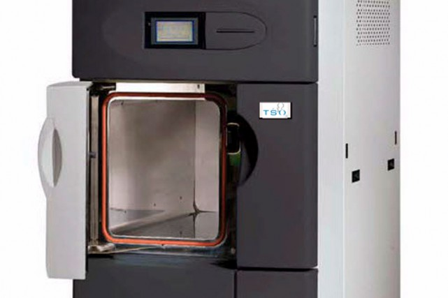 Le stérilisateur à basse température de la compagnie... (Image fournie par TSO3)