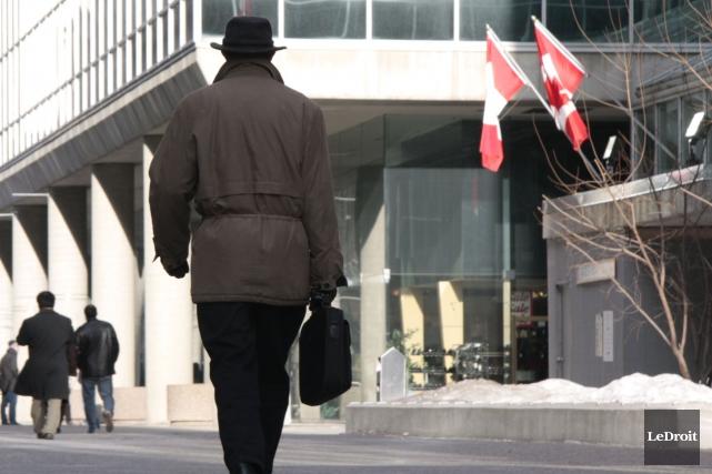 En 2011, le fonctionnaire a finalement décidé de... (Simon Séguin-Bertrand, Archives LeDroit)