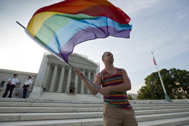 La Cour suprême avait déjà, fin juin 2013,... (Photo J. Scott Applewhite, archives Associated Press)
