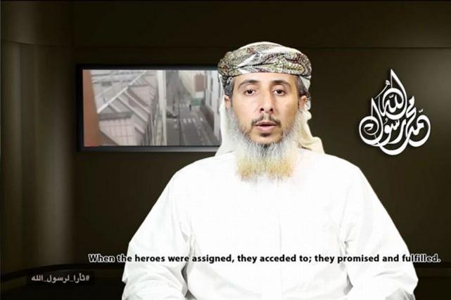 Al-Qaïda dans la péninsule arabique (AQPA) a revendiqué... (IMAGE TIRÉE D'UNE VIDÉO)