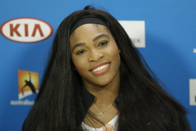 Pour Serena Williams, l'objectif est de gagner un... (PHOTO LEE JIN-MAN, AP)
