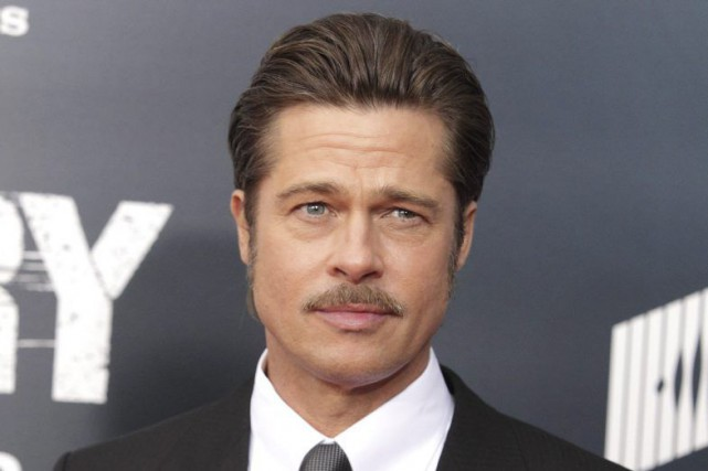 Brad Pitt... (Photo Archives AP)