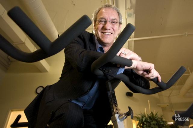 Alain Beaudry est le président fondateur des centres... (Photo Ivanoh Demers, archives La Presse)