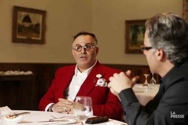VincentGuzzo, président de l'association des propriétaires de cinéma... (Photo Martin Chamberland, La Presse)