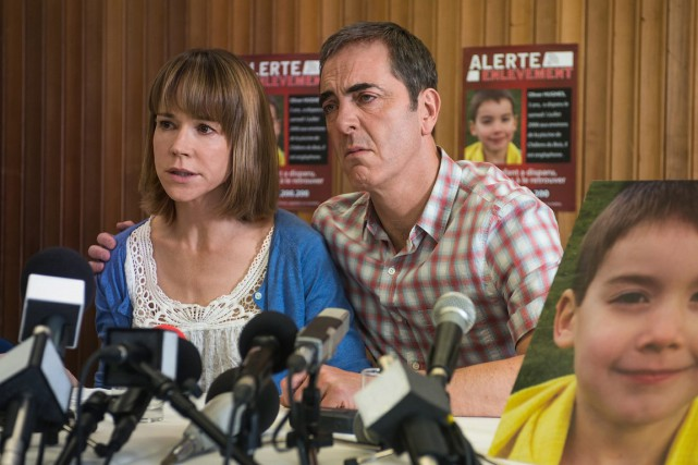 The Missing, avec Frances O'Connor et James Nesbitt.... (Photo Starz, Liam Daniel/AP)