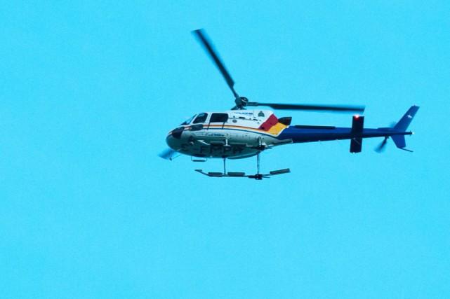 La Gendarmerie royale du Canada (GRC) manque d'efficacité concernant sa flotte... (Photo archives La Presse Canadienne)