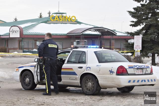 La GRC a retracé le suspect qui a... (Photo Jason Franson, La Presse Canadienne)
