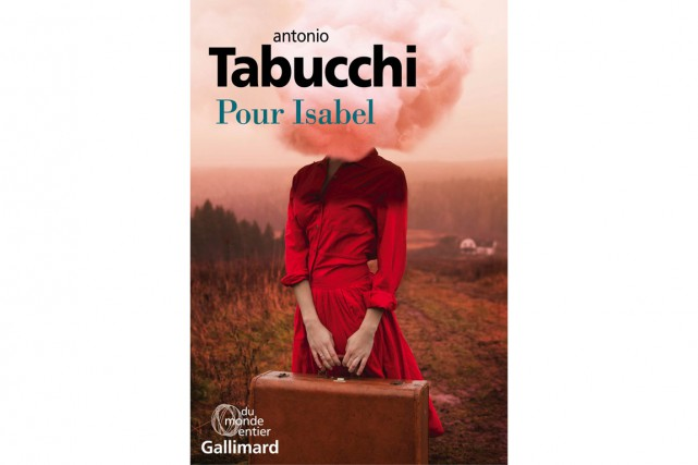 Antonio Tabucchi Gallimard 154 pages