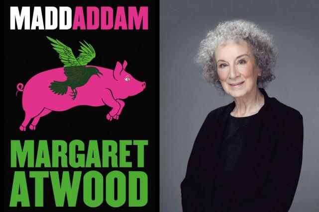 AvecMaddAddam, Margaret Atwood met un point final à sa trilogie... (Courtoisie)