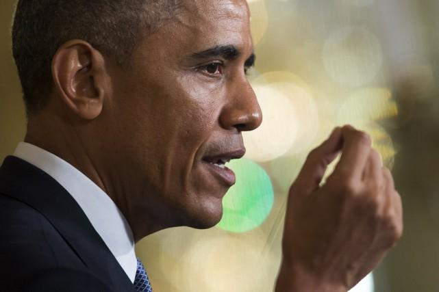 Barack Obama propose de supprimer ce qui est... (Photo Evan Vucci, AP)