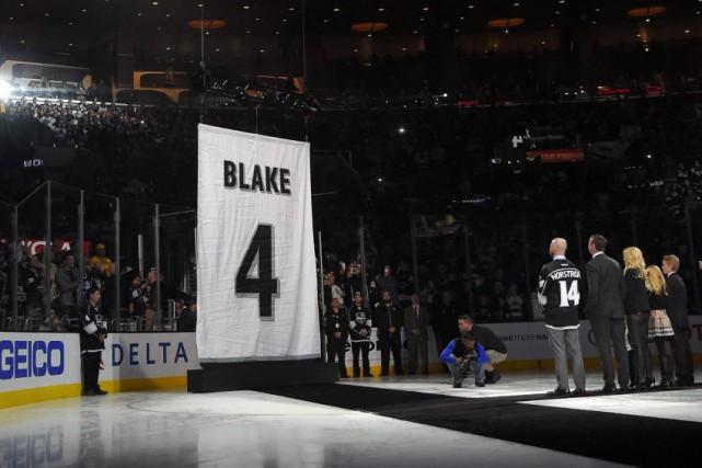 Blake a déclaré qu'il rêvait de voir son... (Photo Mark J. Terrill, AP)