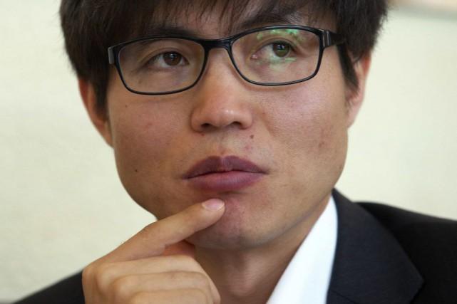Shin Dong-hyuk est la seule personne connue à... (Photo DENIS BALIBOUSE, archives Reuters)