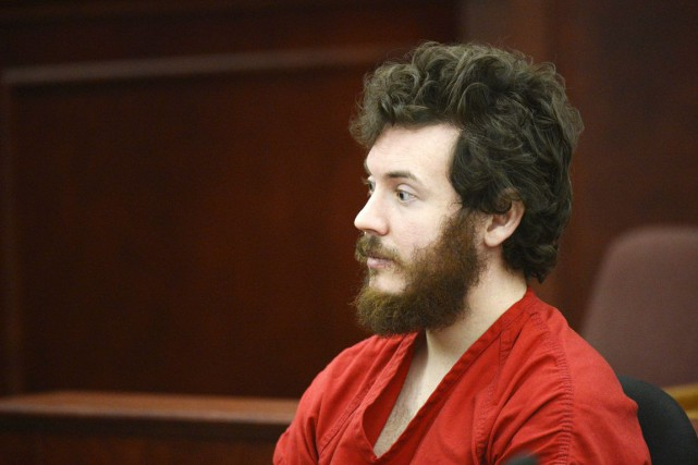 James Holmes fait face à un total de... (PHOTO D'ARCHIVES RJ SANGOSTI, AP/DENVER POST)