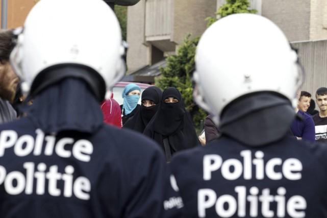 Selon les médias belges, Abdelhamid Abaaoud est le... (PHOTO ARCHIVES AGENCE FRANCE-PRESSE)