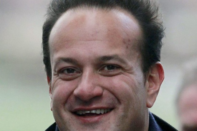 Le ministre de la Santé, Leo Varadkar, s'est... (Photo Brian Lawless, archives AP)