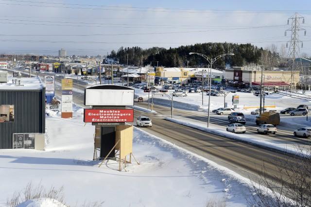 La Ville et Promotion Saguenay ont bonifié le... ((Photo Jeannot Lévesque))