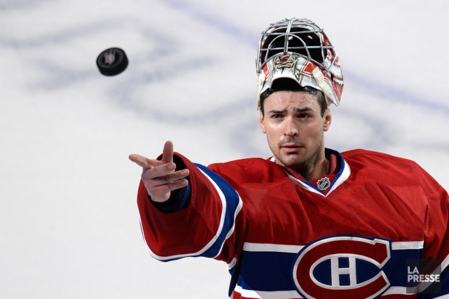 Carey Price a affirmé aux partisans qu'il sera « de... (PHOTO BERNARD BRAULT, ARCHIVES LA PRESSE)