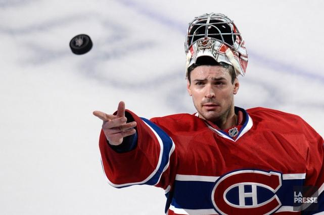 Carey Price affirme qu'il fera bientôt un retour... (PHOTO BERNARD BRAULT, ARCHIVES LA PRESSE)