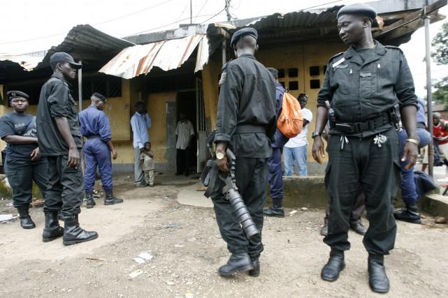 La Guinée, d'où est partie fin décembre 2013... (Photo LUC GNAGO, Archives Reuters)