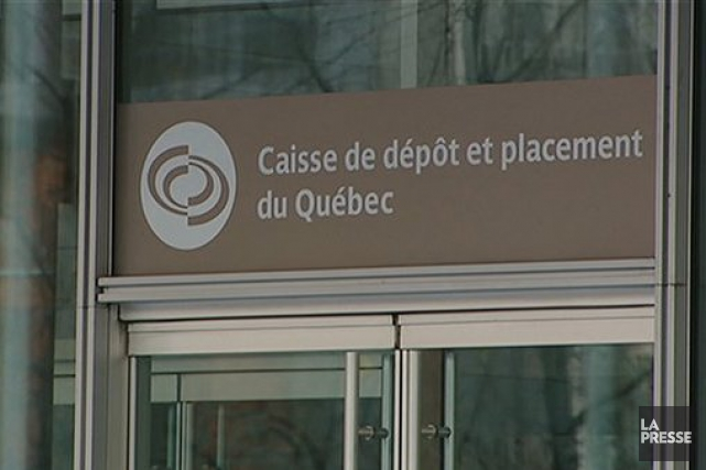 La Caisse de dépôt et placement du Québec (CDPQ) pourra fixer les tarifs sur... (PHOTO D'ARCHIVES)