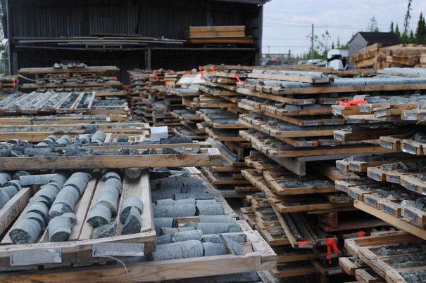 Métaux BlackRock a bonifié son projet d'une usine... (Archives Le Quotidien)
