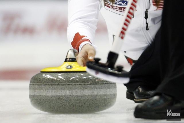 La formation de Lauren Mann portera les couleurs du Québec au Championnat... (Photo MATHIEU BELANGER, Archives Reuters)