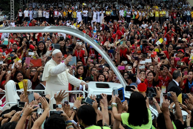 D'après les autorités philippines, le précédent record pour... (Photo: AFP)