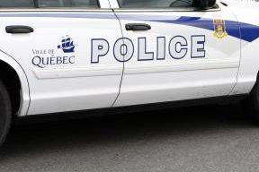L'opération policière ayant cherché à neutraliser un homme probablement armé a... (PHOTO D'ARCHIVES)