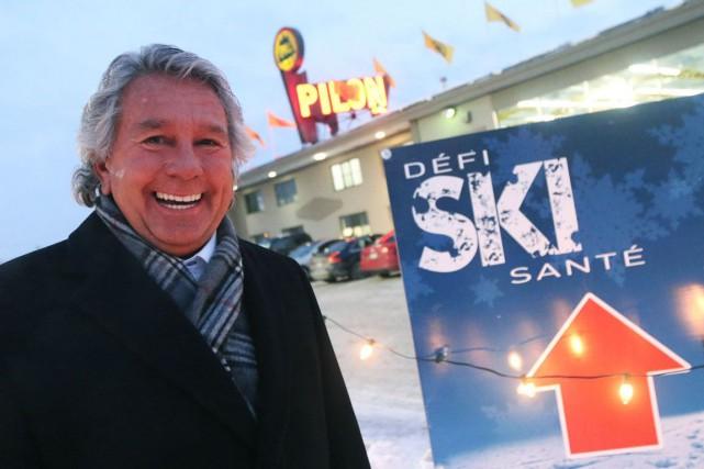 Pour une 14e année, leDéfi ski santéde la Fondation Santé Gatineau permettra... (Étienne Ranger, LeDroit)